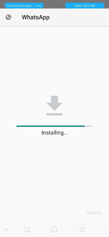 Bagaimana cara meng-install