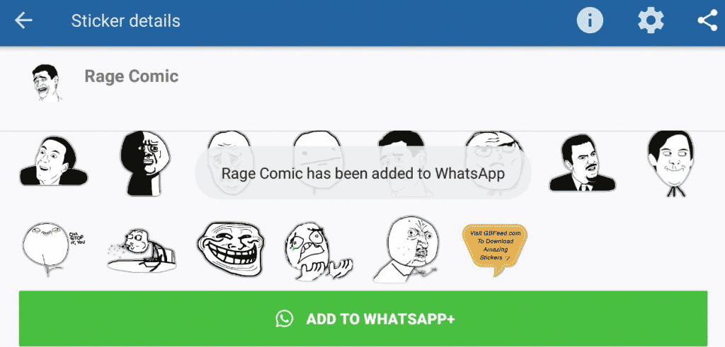 Stickers Plus APK into your phone?